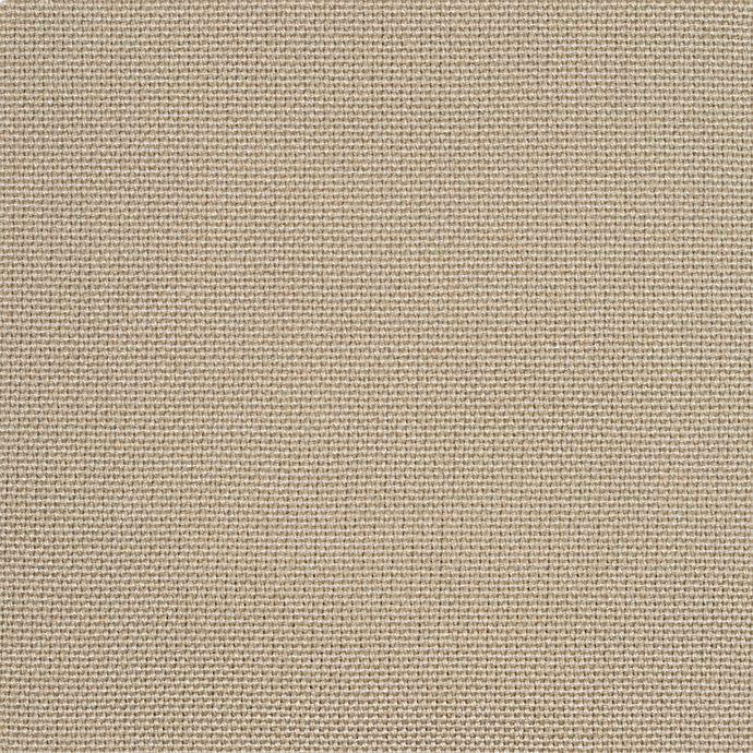 Alternate image 1 for GLOWE   Canvas Fabric Roman Shade Swatch in Khaki