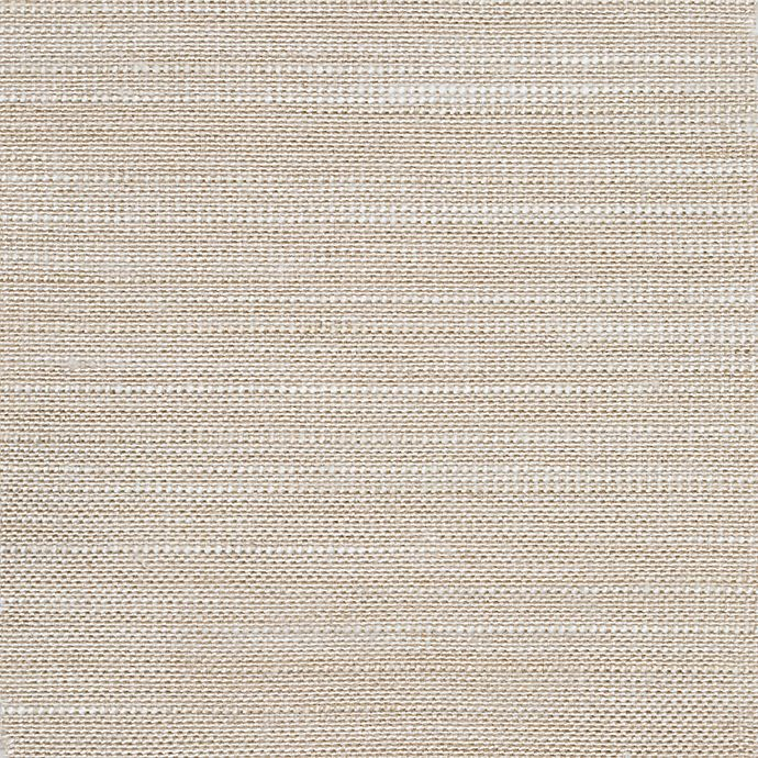 Alternate image 1 for GLOWE   Weave Fabric Roman Shade Swatch in Oatmeal