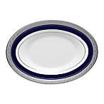 Noritake® Crestwood Cobalt Platinum Butter/Relish Tray