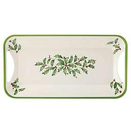 Lenox® Holiday Melamine 15.25-Inch Rectangular Platter