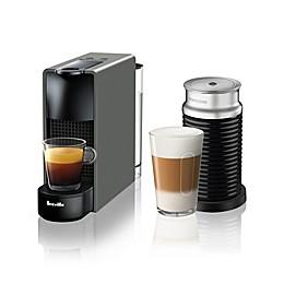 Nespresso® by Breville® Essenza Mini Espresso Maker with Aeroccino Frother