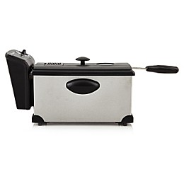 Professional Series® 3-Liter Stainless Steel Deep Fryer