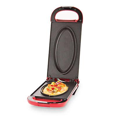 DASH™ Flip Omelette Maker in Red