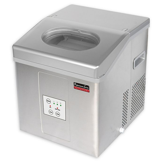 Alternate image 1 for Professional Series Ice Maker