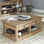 Home Florence Coffee Table in Rustic Smoke