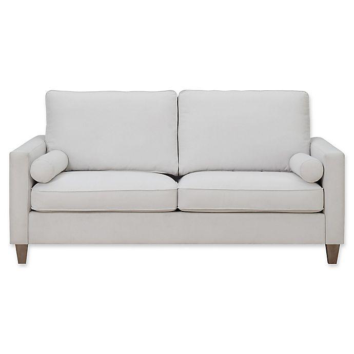 Alternate image 1 for Elle Décor Porter Track Arm Sofa in Cream