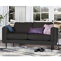 Elle Décor Simone Double Track Arm Sofa