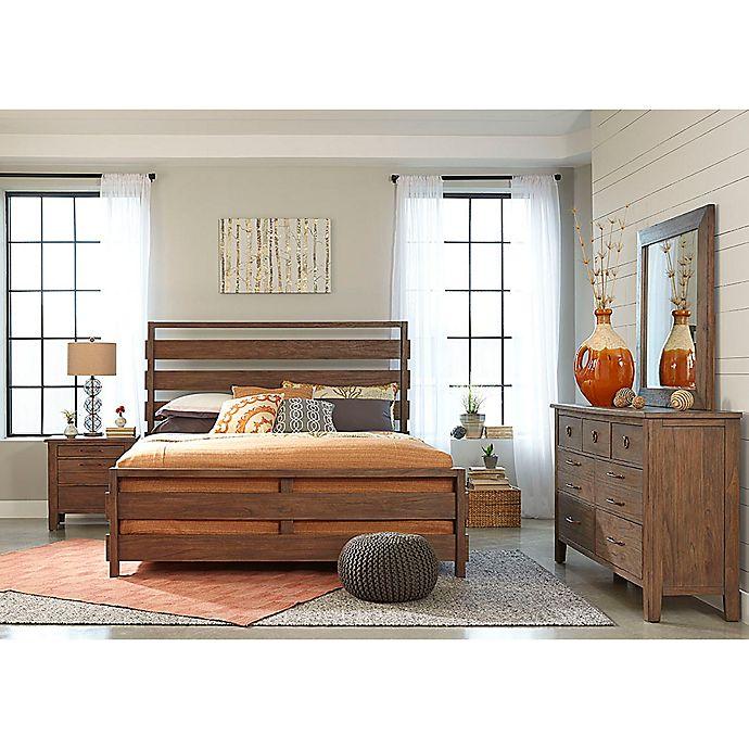 panama jack driftwood 5piece bedroom set  bed bath  beyond