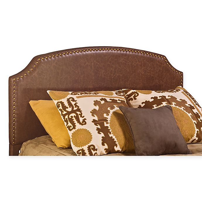 Alternate image 1 for Hillsdale Durango Queen Headboard with Rails in Brown