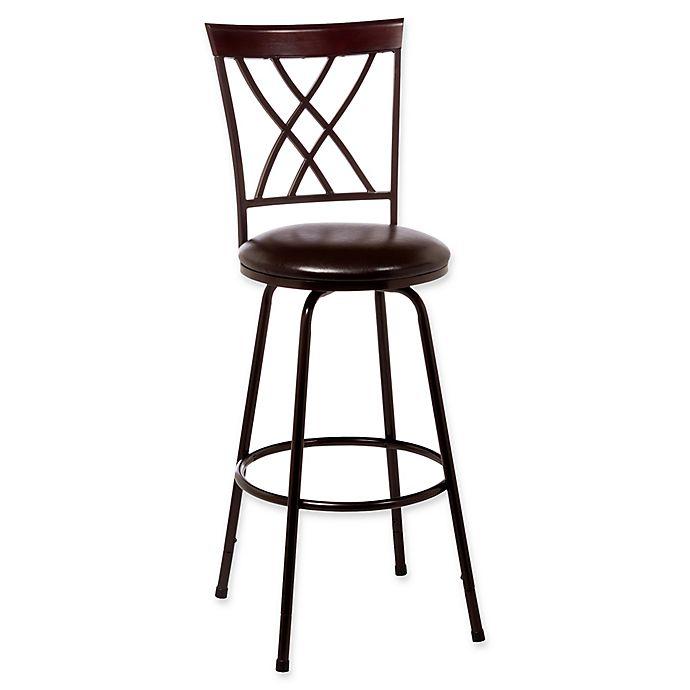 Phenomenal Hillsdale Northland Swivel Bar Stool With Nested Legs In Evergreenethics Interior Chair Design Evergreenethicsorg