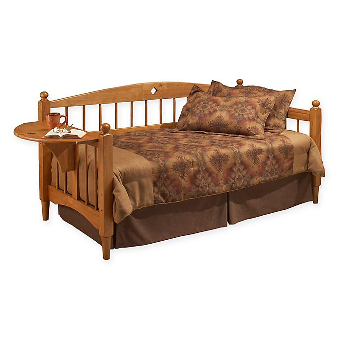 Alternate image 1 for Hillsdale Dalton Daybed with Suspension Deck in Medium Oak