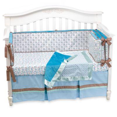 Caden Lane 174 Vintage Collection Hayden 4 Piece Crib Bedding