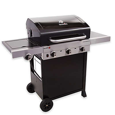 Char-Broil® Performance™ TRU-Infrared 463371116 Cart 450 3-Burner Gas Grill in Black