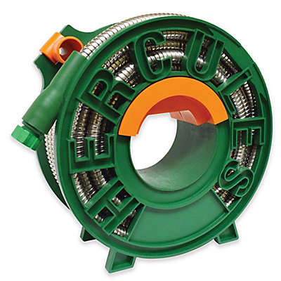Hercules™ 50-Foot Garden Hose with Reel