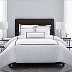 Wamsutta® Hotel Triple Baratta Stitch Full/Queen Comforter Set in Red