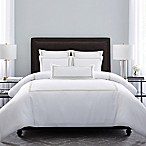 Wamsutta® Hotel Triple Baratta Stitch King Comforter Set in Honey
