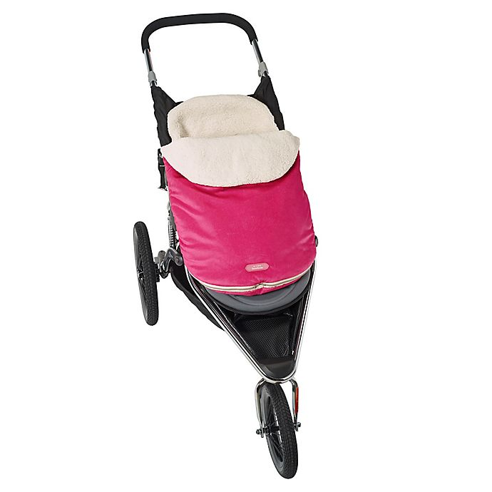 Alternate image 1 for JJ Cole® Infant Original BundleMe® in Sassy Pink