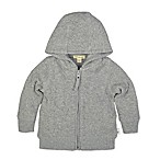 Burt's Bees Baby® Newborn Quilted Bee Jacket in Grey