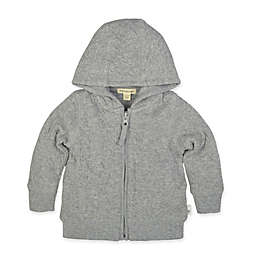 Burt's Bees Baby® Quilted Bee Jacket in Grey