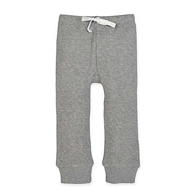 Burt's Bees Baby® Quilted Bee Pant in Grey