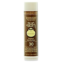 Sun Bum® Sunscreen Lip Balm SPF 30 in Coconut