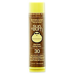 Sun Bum® Sunscreen Lip Balm SPF 30 in Key Lime