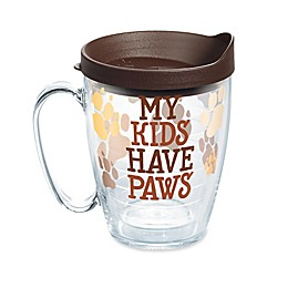 Tervis® My Kids Have Paws Wrap 16 oz. Mug with Lid