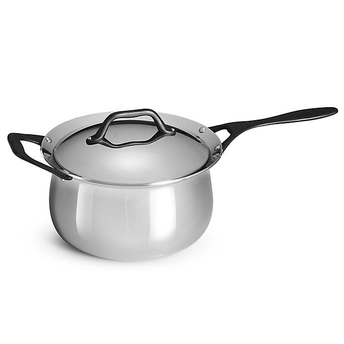 Alternate image 1 for Tramontina® Limited Edition Butterfly Covered Saucepan