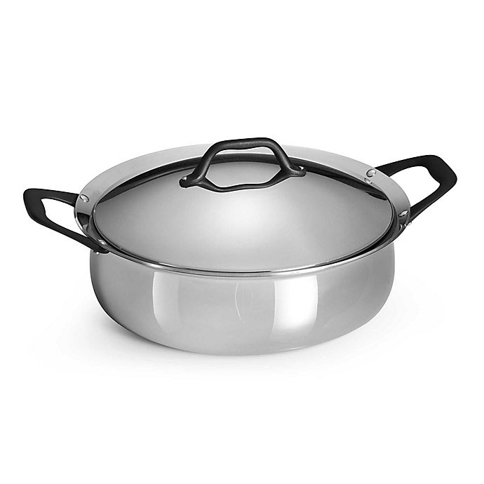 Alternate image 1 for Tramontina® Limited Edition Butterfly Covered Casserole