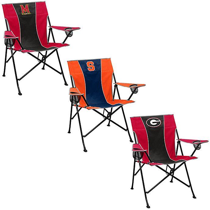 Alternate image 1 for Collegiate Foldable Pregame Chair Collection