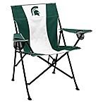Michigan State University Foldable Pregame Chair