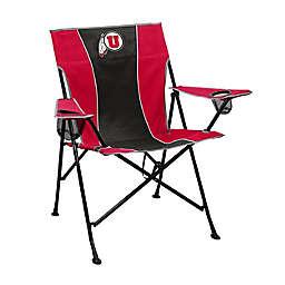 University of Utah Foldable Pregame Chair
