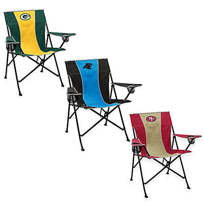 NFL Foldable Pregame Chair Collection