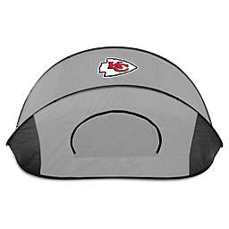 NFL Kansas City Chiefs Manta Sun Shelter in Grey