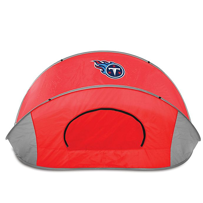 Alternate image 1 for NFL Tennessee Titans Manta Sun Shelter in Red