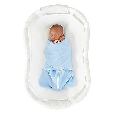 HALO® Bassinest® Newborn Insert in White