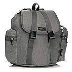 Storksak Backpack Diaper Bag in Grey