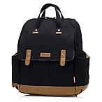 Babymel™ Robyn Convertible Diaper Bag in Black