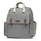 Babymel™ Robyn Convertible Diaper Bag in Navy Stripe