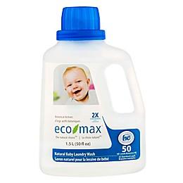 Ecomax Natural Baby Laundry Wash
