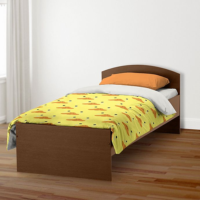 Alternate image 1 for Designs Direct Duck Face Friend Bedding Collection