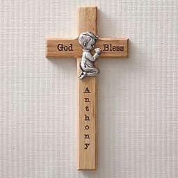 Praying Child Wall Cross