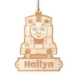 Thomas & Friends Wood Christmas Ornament
