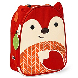 SKIP*HOP® Zoo Red Fox Insulated Lunchie