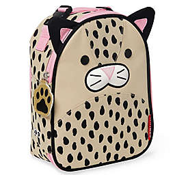 SKIP*HOP® Zoo Leopard Insulated Lunchie