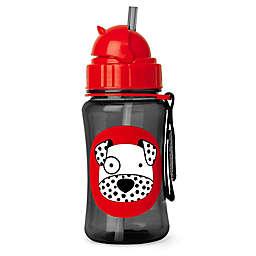 SKIP*HOP® Zoo 12 oz. Dalmatian Straw Bottle