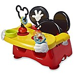 The First Years™ Disney® Mickey Mouse Feeding & Activity Seat in Red/Black
