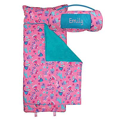 Stephen Joseph® Unicorn Print Nap Mat in Pink