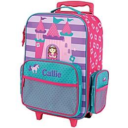 Stephen Joseph® Castle Rolling Luggage in Pink