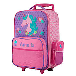 Stephen Joseph® Unicorn Rolling Luggage in Pink